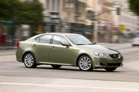 Динамичный Lexus IS 250