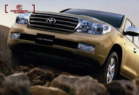 Новый Toyota Land Cruiser 200